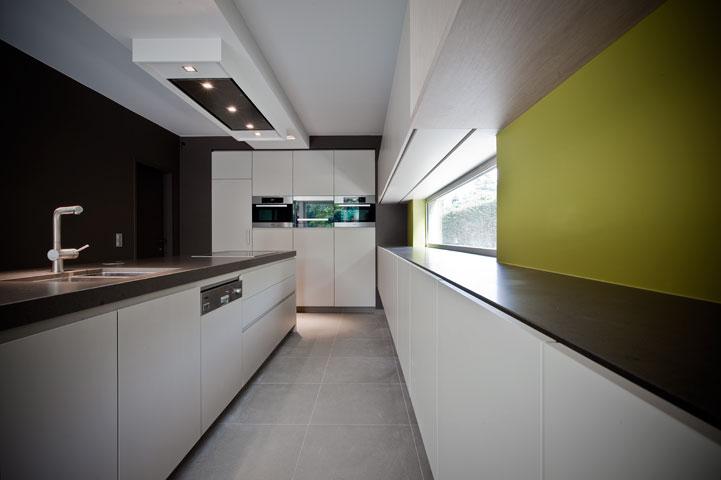 Nieuwe aanbouw met keuken en eethoek aan bestaande woning heusden totaalproject - Nieuwe keuken ...