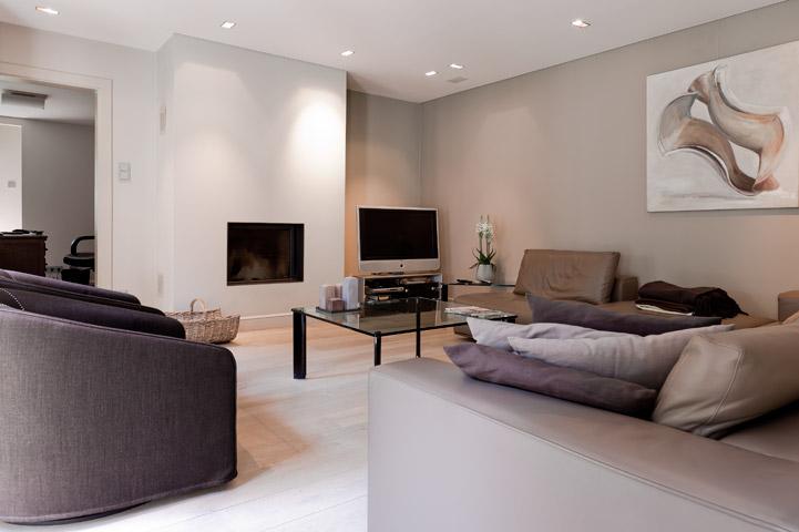 Verbouwing en herinrichting van de woonruimtes sint martens latem totaalproject gent for Interieurinrichting